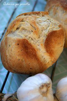 Garlic buns Buns, Garlic, Bread, Food, Bulgur, Brot, Essen, Baking, Meals