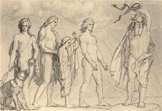 Cuaderno de Historia, J. Ossorio: Mitología de los Teutones, parte XI, Viktor Rydber...