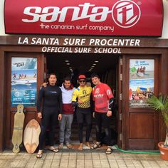 great day today with our students !! #surflessons for All #levels . #oficial #surfschool @lasantasurf  La Santa Surf Procenter  @lasantaprocenter #lasantaprocenter #lasantasurf #lasantasurfboards #lasantasurfprocenter #surfcamp #surfcamplanzarote #surfcoach #surfcanarias #lanzarote #Famara #islascanarias #canaryislands #instasurf #surf #surfing #escueladesurf #surfers  http://ift.tt/SaUF9M