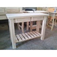 Mesa Arrime Recibidor Desayunador   55000 en MercadoLibre  Ideas para el hogar  Table Entryway tables y Entryway