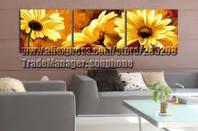 sunflower wall art - Google Search