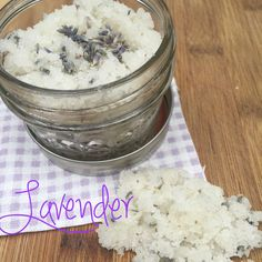 A personal favorite from my Etsy shop https://www.etsy.com/listing/232701693/lavender-body-scrub