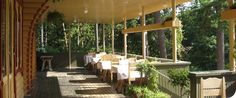 Kahvila Mieritz Seurasaaressa / Café Mieritz in Seurasaari
