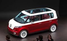 When will they finally produce the contemporary VW bus?