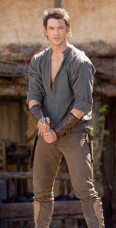 Picture of Craig Horner in Legend of the Seeker - Story Inspiration, Character Inspiration, Design Inspiration, Craig Horner, Sword Of Truth, Character Prompts, Fantasy Tv, Wattpad, Actors