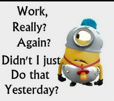 We have been collecting some of the most funniest and best minions quotes and funny pics, same is here . Some of the most hilarious minions pictures with captions ALSO READ: Banana Minions ALSO READ: 30 Best Funny Animal Memes of all times Funny Minion Memes, Minions Quotes, Funny Jokes, Minion Humor, Minion Pictures, Funny Pictures, Funny Images, Quotes Images, Minions Love