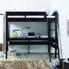 Deciding to Buy a Loft Space Bed (Bunk Beds). – Bunk Beds for Kids Bunk Bed With Desk, Bunk Beds With Stairs, Full Bunk Beds, Kids Bunk Beds, Bed With Drawers, Desk Bed, Loft Beds For Teens, Full Bed, Bed With Desk Underneath