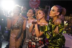 Little Mix at the iHeartRadio Festival, 22nd of September, 2017