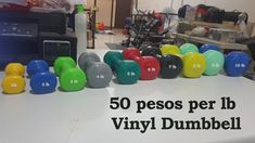 Vinyl Dumbbell JeRS AC Gym Equipment  You can visit our store: SAN MATEO BRANCH: 0005 M.H Del Pilar St. Guitnang Bayan 1 San Mateo,Rizal QUEZON CITY BRANCH: Unit G22 #45 Tomas Morato Avenue, Quezon City MONTALBAN BRANCH: 089 A. Mabini St. Burgos Rodriguez, Rizal www.jers.com.ph gym equipment in the Philippines gym equipment philippines www.facebook.com/jersgymequipment www.jers.com.ph O92982O5184