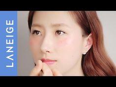 [LANEIGE] Lesson 45. 순정만화 여주처럼 샤이걸 메이크업 (Shy Girl Makeup)