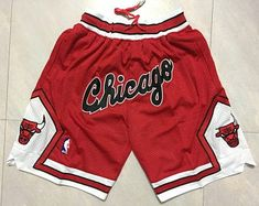 Unisex Cartoon Inspired Summer Shorts VERY LIMITED For | Etsy Chicago Bulls Outfit, Basketball Pants, Black Girl Fashion, Red Fashion, Retro Shorts, People Brand, Just Don, Indie Brands, Black Girls