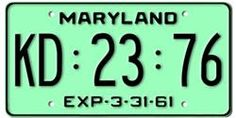 Monster Energy Supercross, Licence Plates, Maryland, Number, Cars, Retro, Vehicles, Frames, Autos