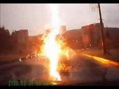 ▶ Close Up Lightning Strike Compilation! - YouTube