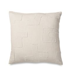 Asha Applique Cushion Cover | Citta Design $74.90
