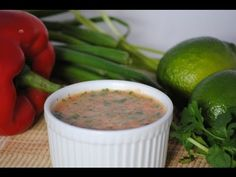Aji PIcante Colombiano from the Hispanic Kitchen. Hot Sauce Recipes, Spicy Recipes, Mexican Food Recipes, Great Recipes, Cooking Recipes, Ethnic Recipes, Spanish Recipes, Kitchen Recipes, Favorite Recipes