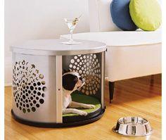 modern pet accessories by DenHaus