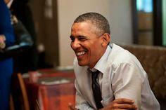President Barak Obama...