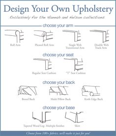 Design Your Own Sofa | Boston Interiors Blog
