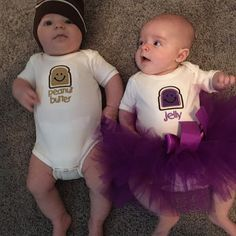 buyer photo sarah brown who reviewed this item with the etsy app for iphone twin halloweenhalloween ideashalloween costumesbaby - Baby Twin Halloween Costumes