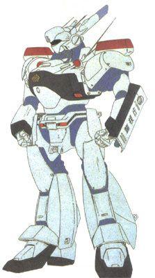 AV-98 Ingram (OVA version)