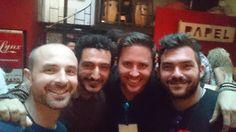 En #eventomolon #ComunidadVite de @NMSValencia con @clickandsound. La #startup de Alberto  Abel y Sento que conecta a #artistas de todas las #disciplinas con #organizadores de #eventos.  En breve las #dj #sesions KRAX las podrás contratar desde ésta #plataforma  @clickandsound  #emprendedores #musica #music #dj #band #ventrilocuo #mago #medieval #rock #pop #metal #concierto #evento #Valencia #Spain #artist #talent