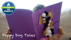 Puppy Dog Tales . Make Your Own Storybook . Activities for Kids: Adventures In Learning . PBS Parents