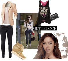 Get Jessica's Airport Fashion