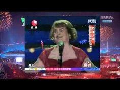 SUSAN BOYLE - China Got Talent ( Who I Was Born To Be)