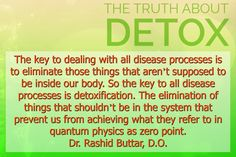 Your body can't focus on your daily health if it's constantly fighting a flood of toxins. It's time to get them out! Learn from Ty Bollinger and the 12 best detox experts in the world by clicking on the image above. Please re-pin to share with your family & friends. Join us for much more great information! // The Truth About Cancer <3