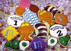 Lorax Baby Shower Cookies by CheetahCookies, via Flickr