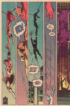 Daredevil #181 by Frank Miller. Landmark issue that cinched it for me. I've been a DD fan since.