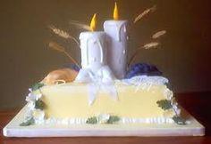 tortas primera comunion - Buscar con Google