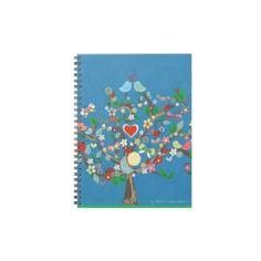 Tree of life notebook by Believe creative sudio