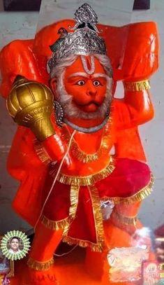 Hanuman Murti, Hanuman Chalisa, Lord Murugan Wallpapers, Shiva Lord Wallpapers, Om Namah Shivaya, Hanuman Hd Wallpaper, Hanuman Photos, Hindu Statues, Kali Goddess