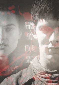 Morgana and Merlin...