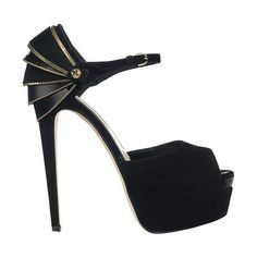 Minerva black suede by Brian Atwood  www.offcampusapartmentfinder.com