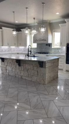 Kitchen Pantry Design, Luxury Kitchen Design, Luxury Kitchens, Home Decor Kitchen, Interior Design Kitchen, Kitchen Furniture, Buy Kitchen, Dream Kitchens, Interior Home Decoration
