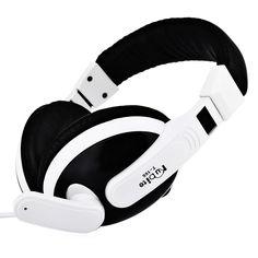 $7.60 (Buy here: https://alitems.com/g/1e8d114494ebda23ff8b16525dc3e8/?i=5&ulp=https%3A%2F%2Fwww.aliexpress.com%2Fitem%2F2016-New-Arrive-Headphone-Kubite-T155-3-5MM-Deep-Bass-Audio-PC-Gaming-Headset-Over-ear%2F32768781486.html ) 2016 New Arrive Headphone Kubite T155 3.5MM Deep Bass Audio PC Gaming Headset Over-ear Headphones with Mic  for just $7.60