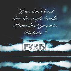 My band lyric edit #2. -Only Love, PVRIS. Follow me on Instagram @butcherbarbie for more edits!