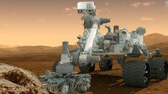 CNN.co.jp : 火星探査機8月に着陸