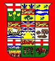 Historical Flags of Our Ancestors - Canadian Coat-of-Arms and Shields