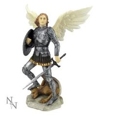 Archangel St Michael Sculpture | Avalons Gifts Holistic Metaphysical & New Age Shop
