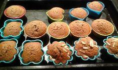 Anita's potjes en pannen: Speculaas cake'jes