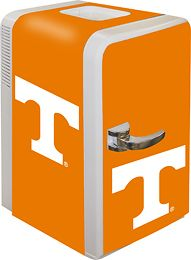 Tennessee Party Fridge---no where near big enough for a Rocky Top party, but still very cute :)