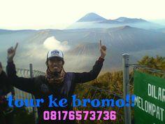 Mount Bromo ...