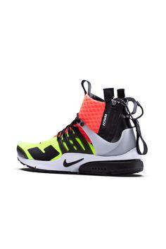 e838aa0fbf1 Behind The Design  Nike Air Presto Mid X Acronym ®