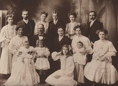 52 Ancestors in 52 Weeks - Week 2: Favourite Photo.  Come read about the favourite photo in my collection. #52Ancestors