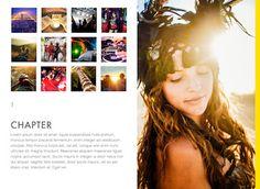 Photo Album Template for iBooks Author, available at http://ibooksauthortemplate.com/templates/details/Photo_Album