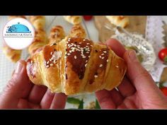 Turkish Recipes, Ethnic Recipes, Food Court, Croissants, Pretzel Bites, Doughnut, Muffin, Food And Drink, Cooking Recipes