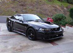 99-04 saleen mustang | 2000 Mustang GT, 417hp/421tq, P1SC @ 6 psi(?), Custom grind cams ...